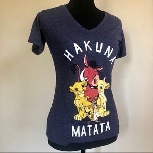 Hakuna Matata Lion King T-Shirt